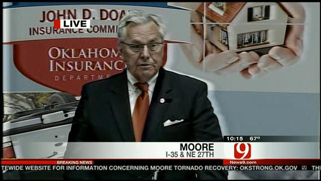 Banking Assistance For OK Tornado Victims