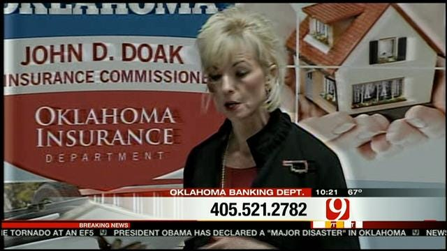 Update On Utilities, Cell Phone Service For Tornado Victims