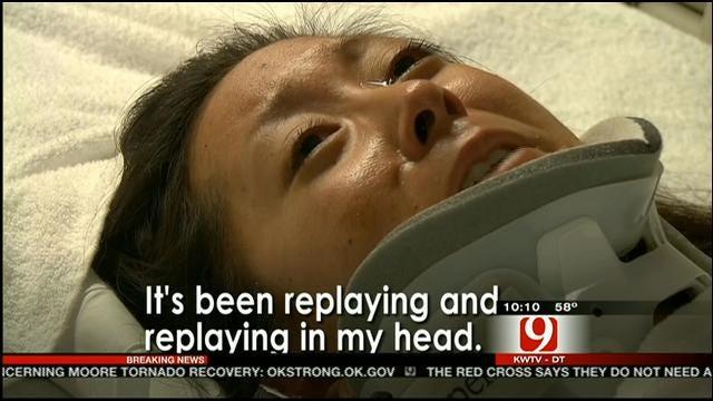 CBS News: Moore Teacher Guards Students As Tornado Hit