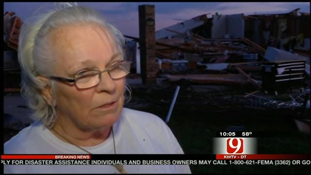 Residents Searching For Memories Day After Tornado Destroyed Homes