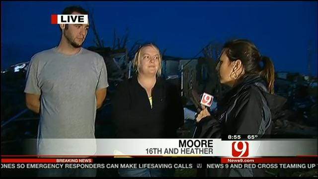 Moore Homeowners Feel Victimized By Looters