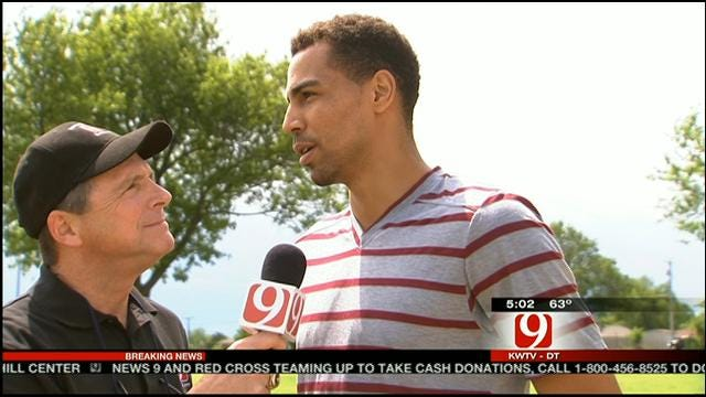 Thunder Players Donating Time, Money Toward Relief