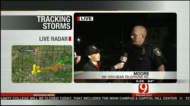 Update On Search Efforts From Moore Police