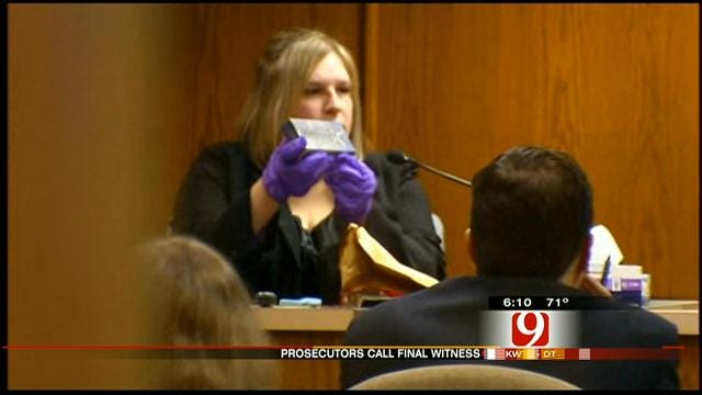 Prosecution Calls Final Witnesses On Day 9 Of Becky Bryan Trial
