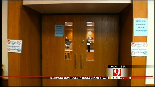 Becky Bryan's Son Takes The Stand On Day 8 Of Trial