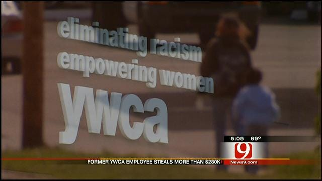 Chief Financial Officer At OKC YWCA Charged With Embezzlement
