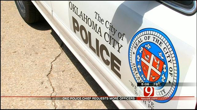 OKC Police Chief Wants To Hire 40 More Officers