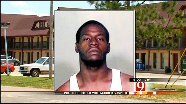 Double-Murder Suspect Captured At OKC Motel