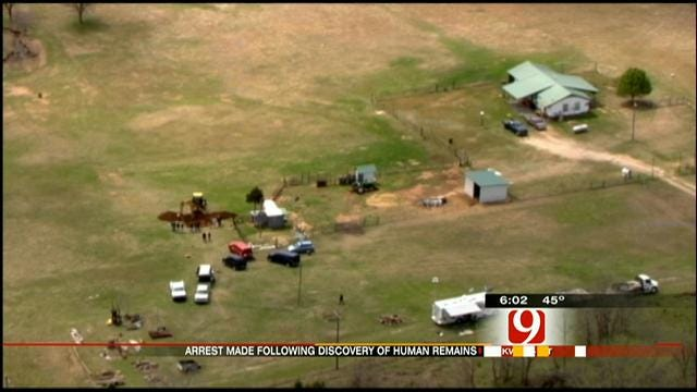 One Arrested, Remains Found In Oklahoma 1992 Triple Homicide