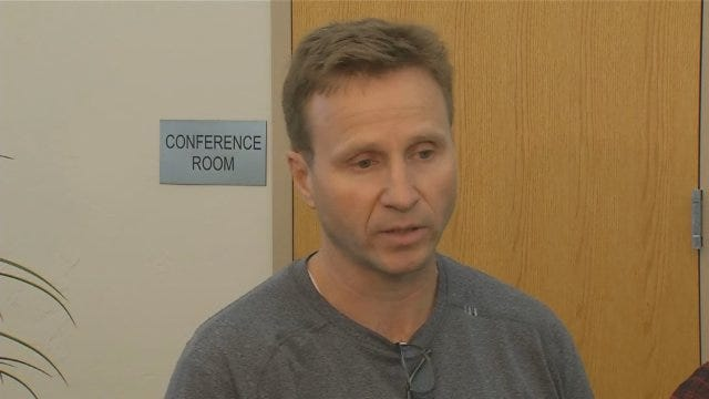 Scott Brooks Talks About The OKC Offense Prior To Leaving For Houston