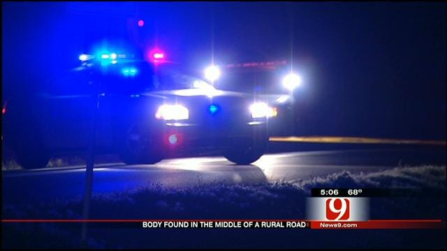 Norman Police Reopen Streets After Body Found Lying In Road