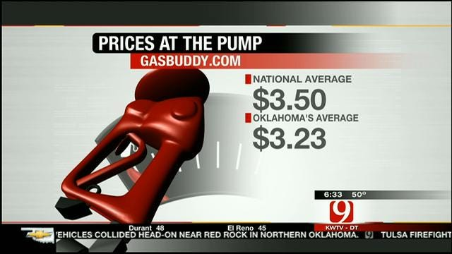Gas Prices Drop Ahead Of Busy Summer Travel Season