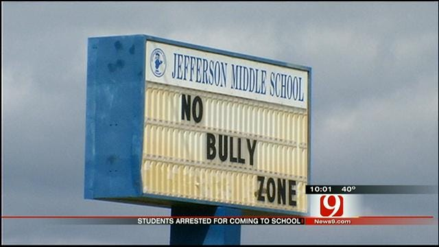 Jefferson Middle School Under Fire Over New Truancy Policy