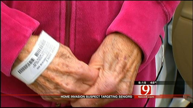 Violent Thief Robs, Assaults Seniors In Spencer