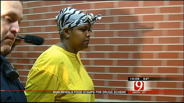 Two Arrested In Del City For Trading Food Stamps For Pot