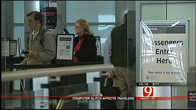 American Airlines Glitch Still Causing Headaches In OKC