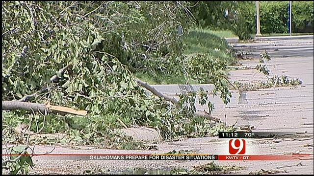 Norman Residents Recall Last Year's Tornado