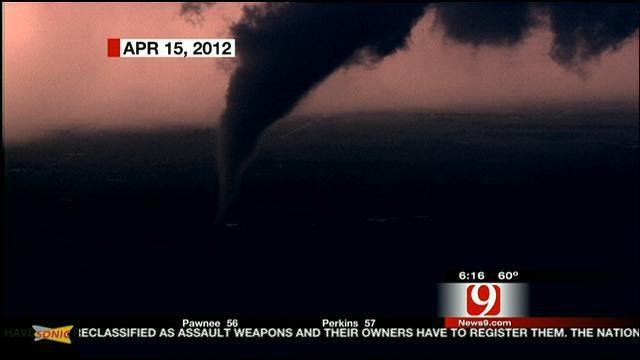 News 9 Talks To Emergency Responders One Year After Woodward Tornado