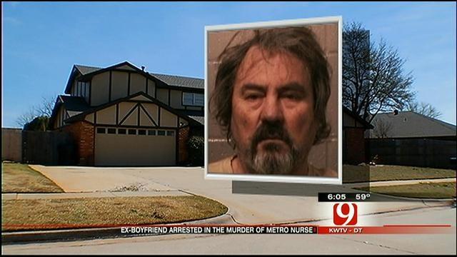 Ex-Boyfriend Of OKC Nurse Arrested In Her Murder