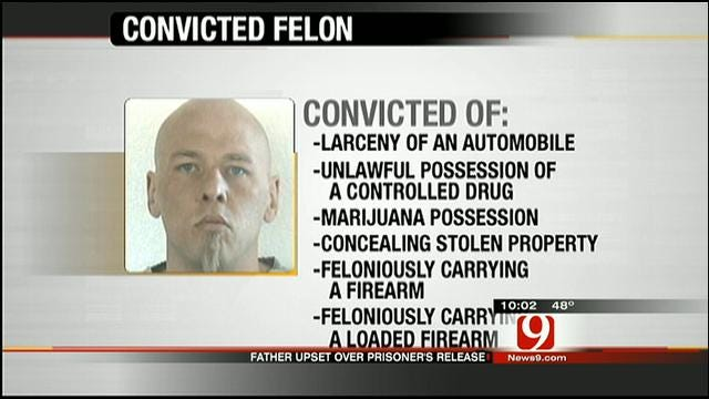 Tecumseh Dad Concerned That Convicted Felon Could Soon Be Released