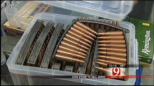 Booming Ammo Demand Triggers New Market For Bullets In Oklahoma