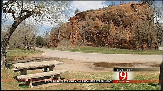 Random Fee Angers Oklahoma State Park Goers