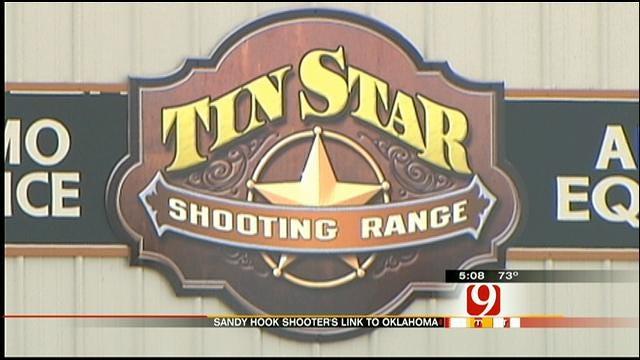 Deadly Sandy Hook Shooting Has Ties To Oklahoma