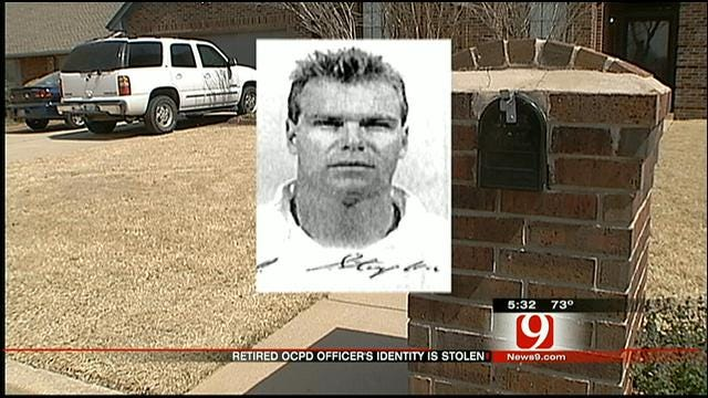 Former OKC Police Officer A Victim Of Identity Theft