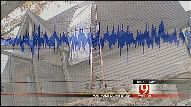 OU Prof's Man-Made Earthquake Theory Gains National Attention