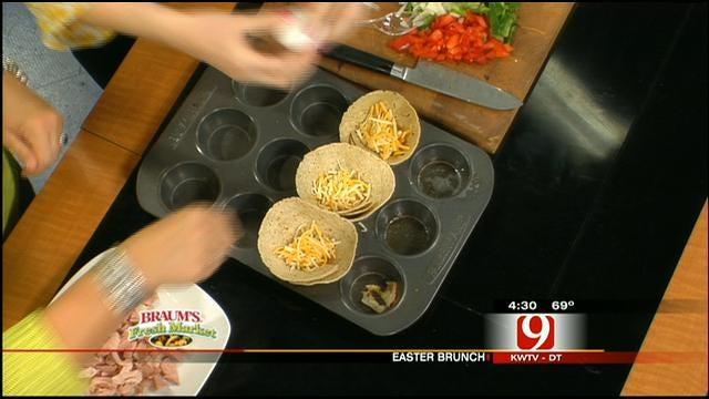 Tortilla Brunch Bake