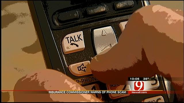 Oklahoma Insurance Commission Warns Of Phone Scam