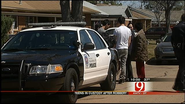 Teenagers Arrested, Accused In SW OKC Home Invasion