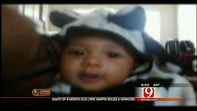 Medical Examiner Rules 10-Month-Old OKC Baby's Death Homicide