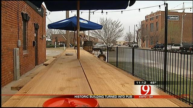 Bricktown's Ugly Duckling Turns Skinny With New Pub