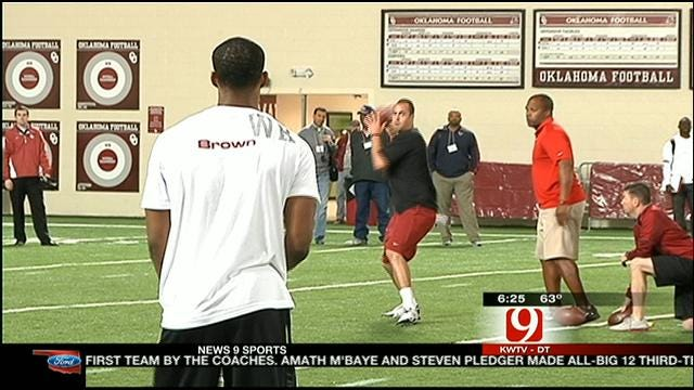OU Pro Day Report
