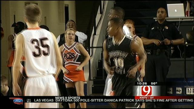 High School Basketball State Tournament Semifinals Part II