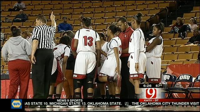High School Basketball State Tournament Semifinals