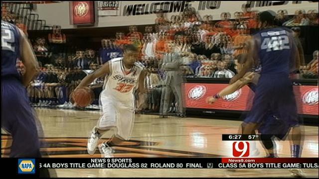 Oklahoma State Knocks Off Kansas State