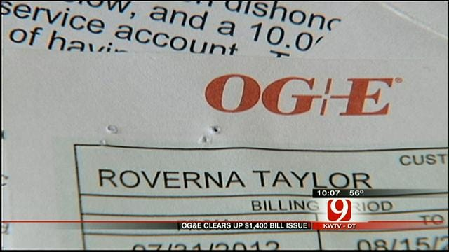 OG&E Won't Charge Norman Woman Bill, Acquired After ID Theft