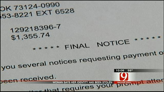 Elderly Norman Woman Stuck With Huge Energy Bill After Identity Theft