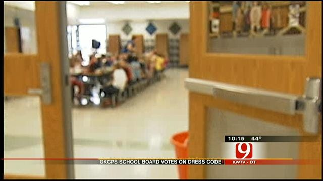 OKCPS Implements District-Wide School Uniform Policy