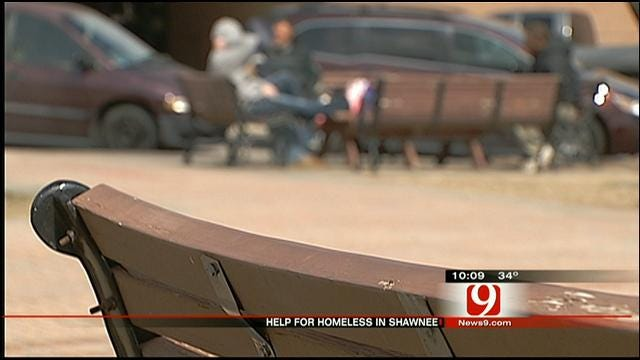 Homeless Shawnee Man's Death Sparks Cry For Change