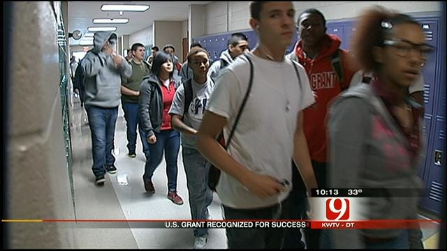 Beyond The Bell: U.S. Grant HS A Model Recovery
