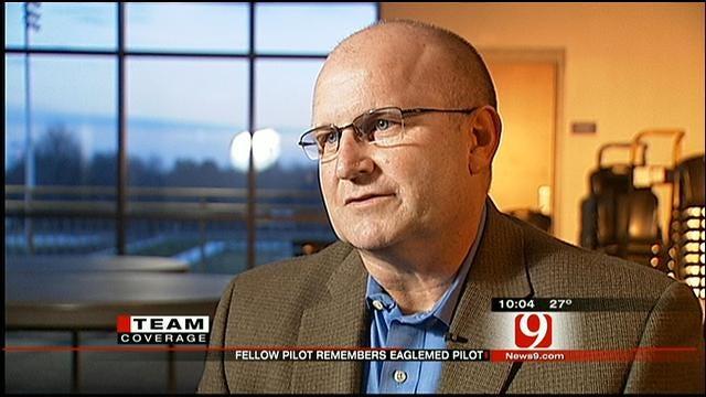 Friend Of EMS Pilot Killed In Crash Talks To News 9