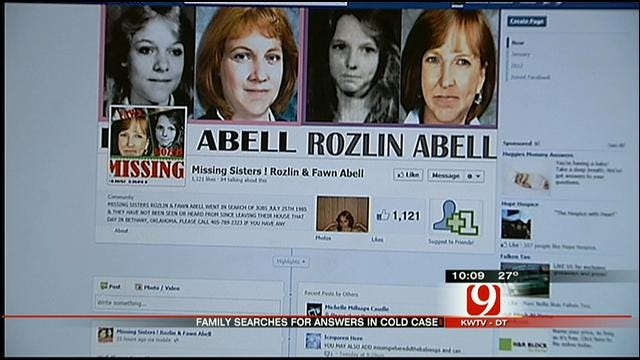 Family Hopes Social Media Will Bring Closure To Bethany Cold Case