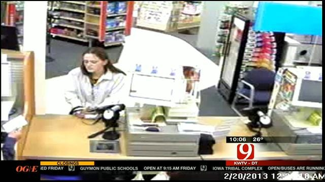 Nichols Hills Police Investigating Recent Burglaries, Two Women Sought