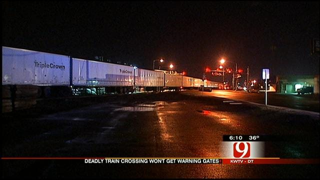 Safety Concerns About Railroad Crossing After Fatal Crash