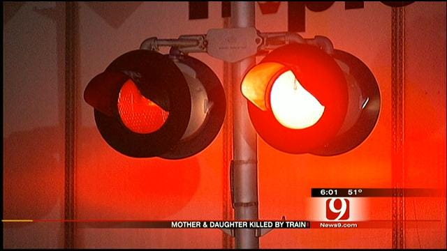 Two Women Killed After Train Collides With Car In OKC