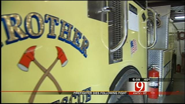 Seminole County Firefighter Dies After Fight At Firehouse