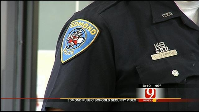 Edmond Releasing Video About Increased Police Presence at School